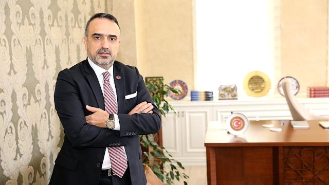 """İÇTEN """"PARTİMİZE TEVECCÜH ÇOK"""" DEDİ"""